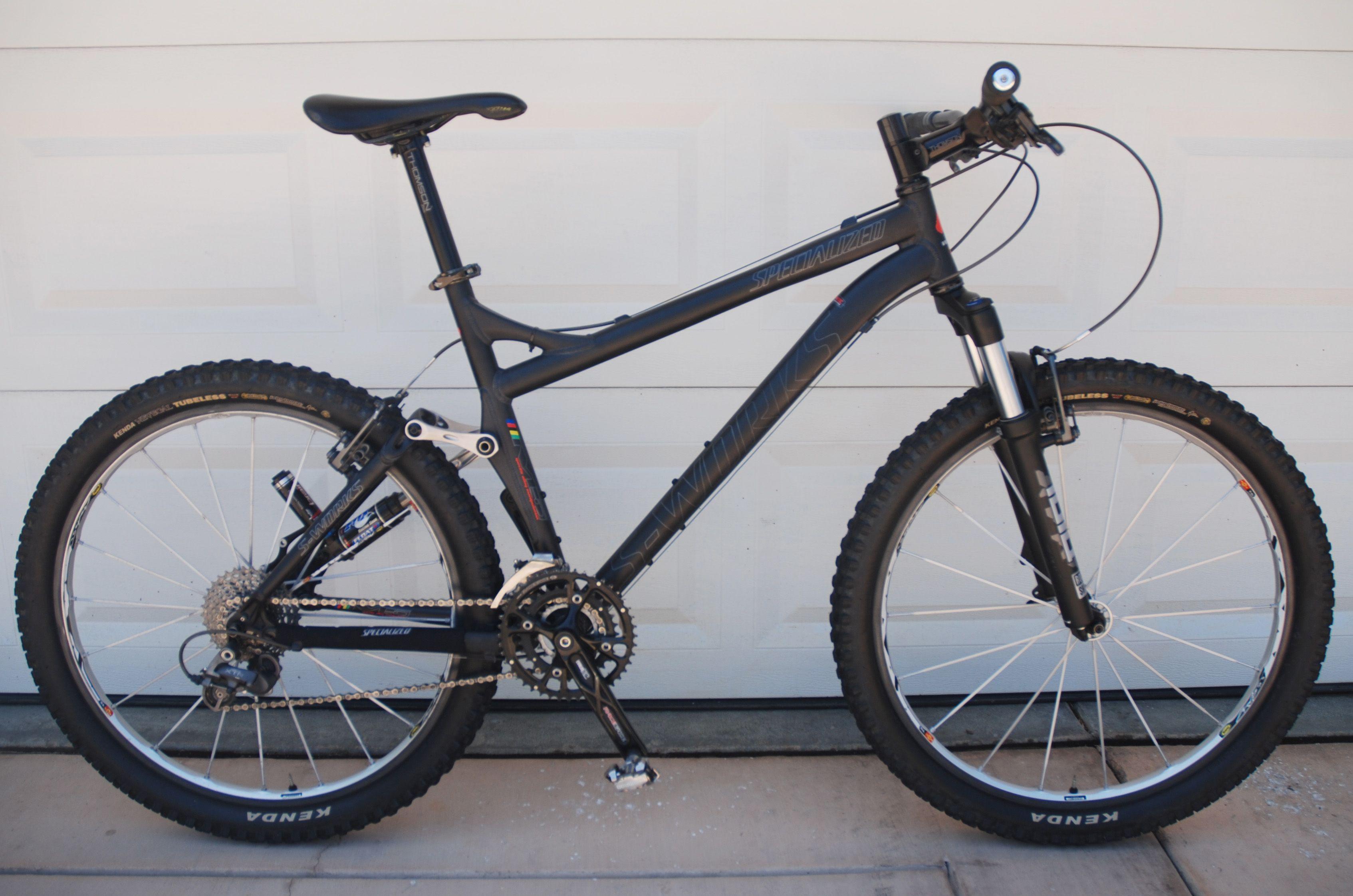 2003 Specialized Epic S Works 26er Bikes I Ve Owned Pinterest