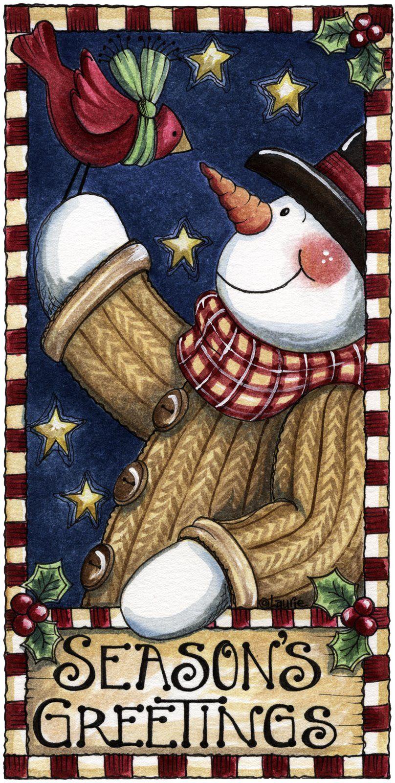 Архив альбомов | Рождественские картинки, Ремесла и Снеговик