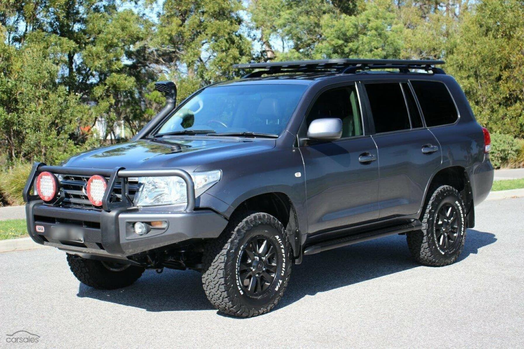 2008 Toyota Landcruiser Sahara Auto 4x4OAGAD17985137