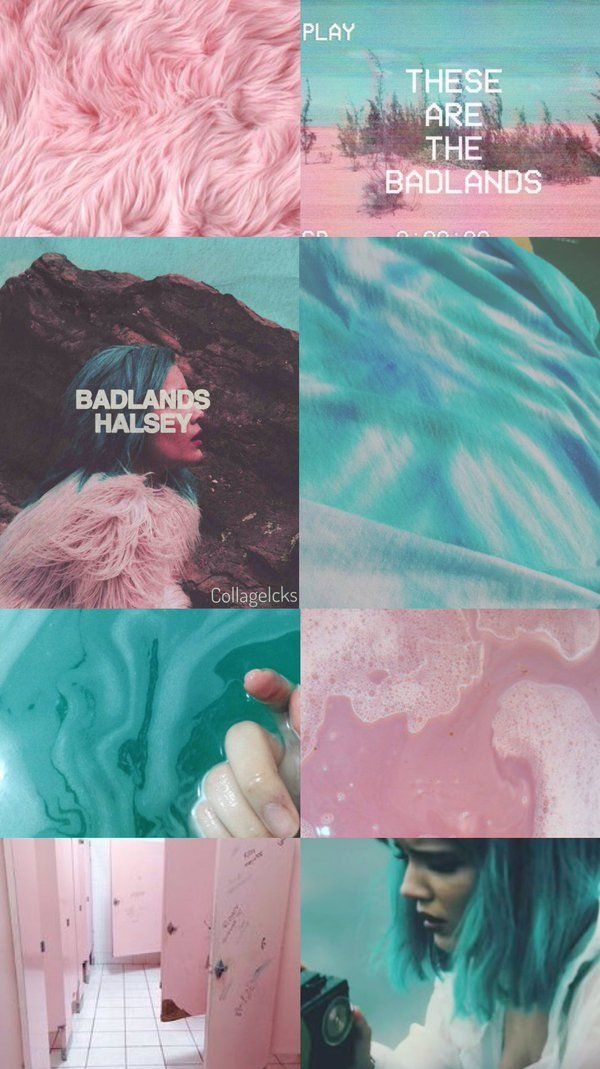 Welcome To The B A D L A N D S Halsey My Chemical Romance Wallpaper Badlands