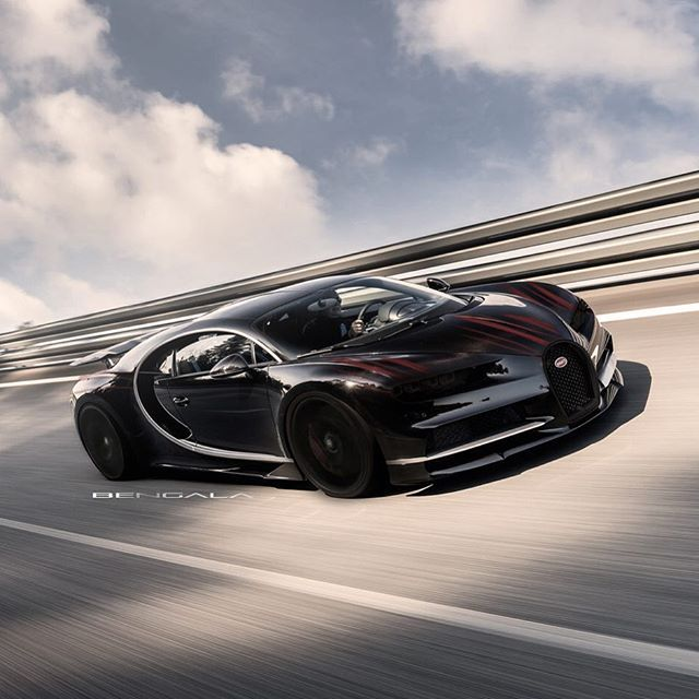 2016 Geneva Motor Show Bugatti Chiron First Look: Will Be Visiting The Geneva