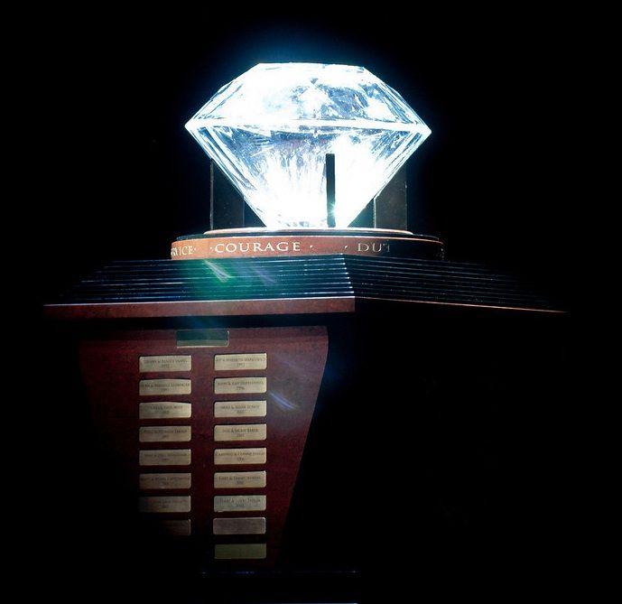 list of amway diamonds