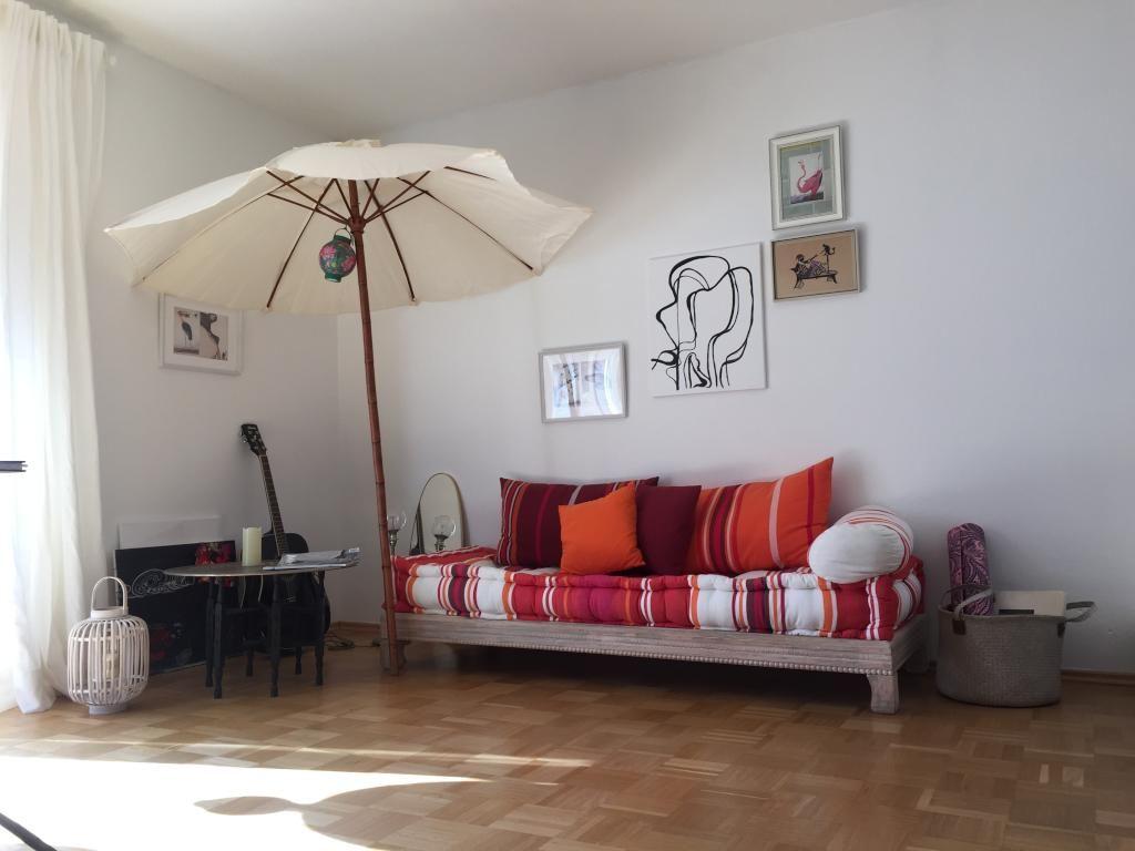 Bezaubernd Bilder Fürs Wohnzimmer Sammlung Von Sonnenschirm Als Deko Fürs Wohnzimmer. #wohnzimmer #einrichtung