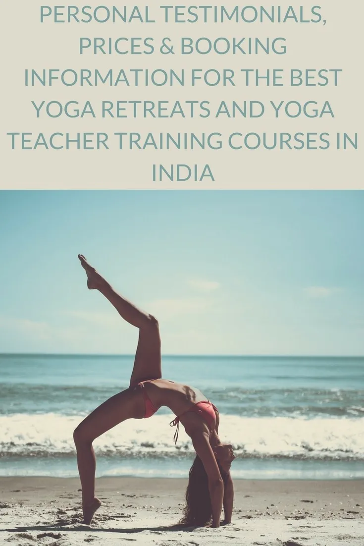 Best Yoga Retreats In India From Personal Experiences Hippie In Heels In 2020
