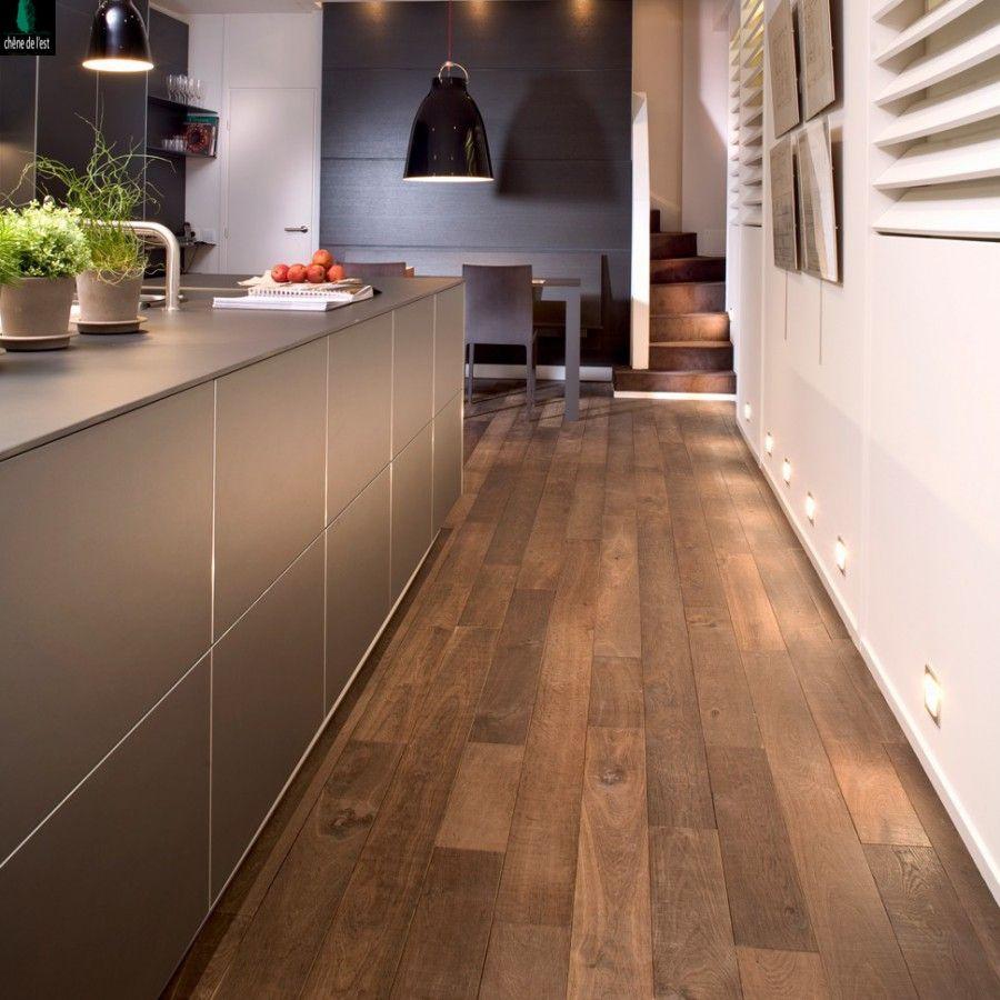 parquet ch ne massif ch ne de l 39 est maison pinterest salons. Black Bedroom Furniture Sets. Home Design Ideas