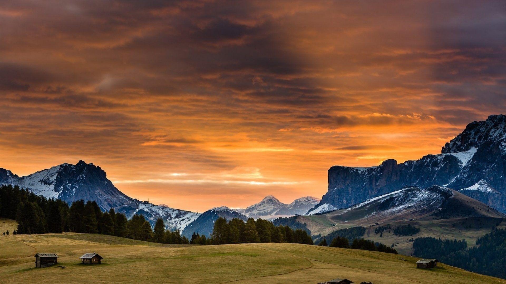 Mountains Landscape Mountain Sky Manipulation Sunset Nature Sun Peaks Golden Sun Mountain Landscape Photography Sunset Landscape Photography Mountain Landscape
