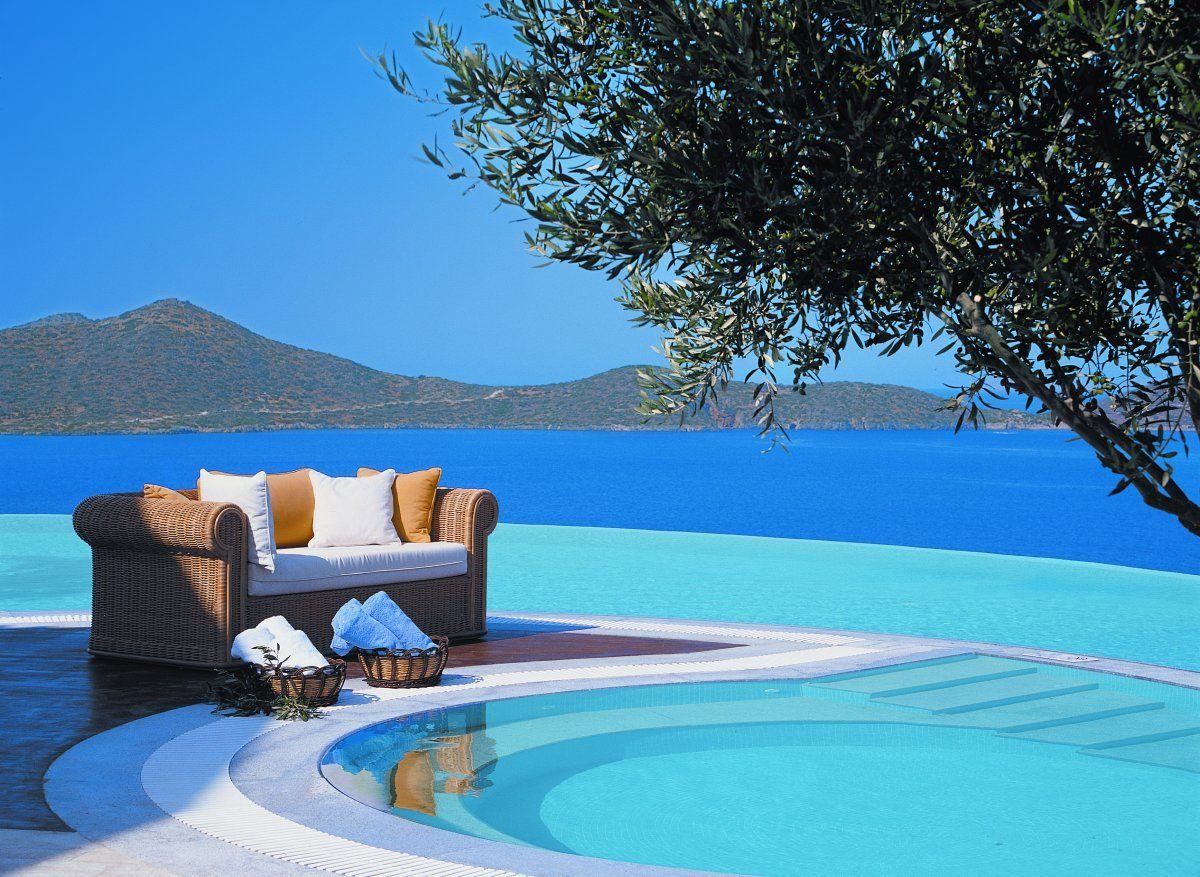 Crete Suites Luxury Hotels Elounda Gulf Villas In Eloudna