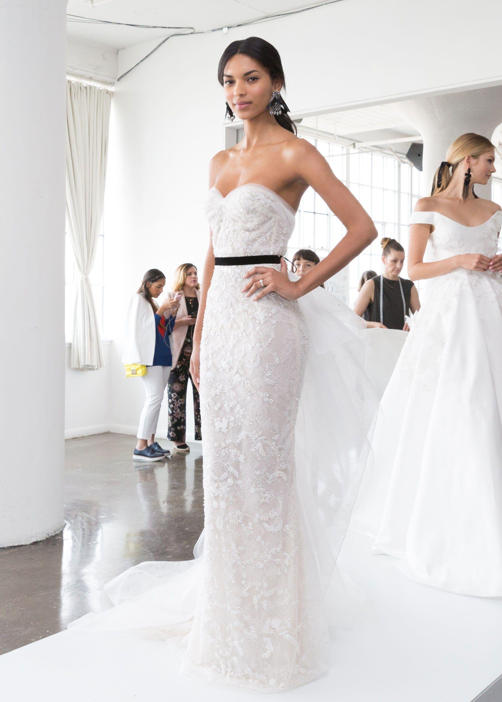 Marchesa Bridal Spring 2018 Fashion Show   Marchesa bridal, Marchesa ...