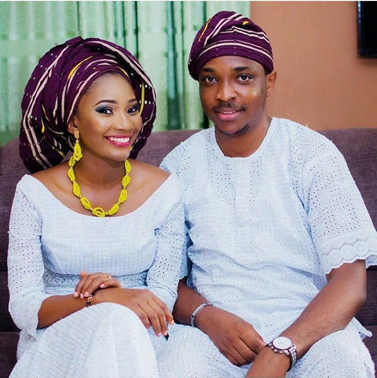Simple wedding introduction outfit   African wedding, Simple weddings, Wedding