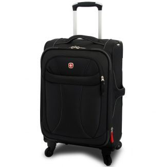 Swiss Army Luggage Wenger Neo Lite 21' Pilot Carryon Spinner ...