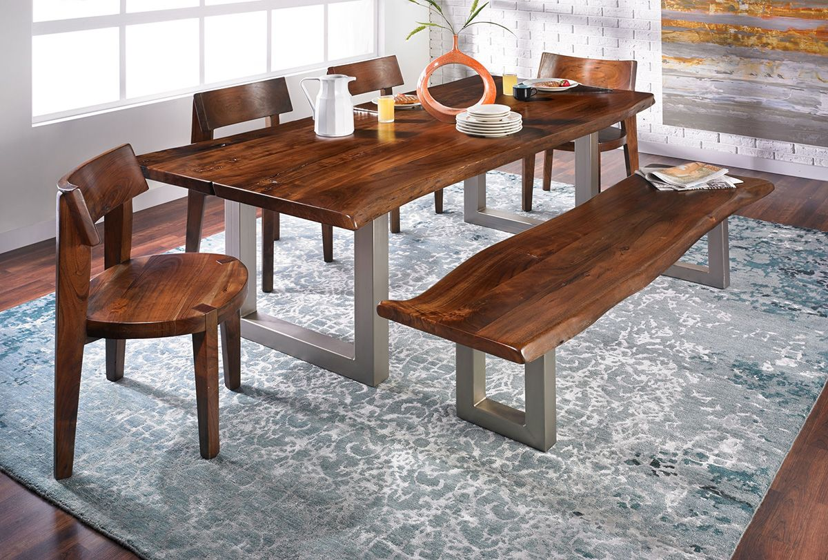The Dump Furniture Madison Square Dining Table Dining