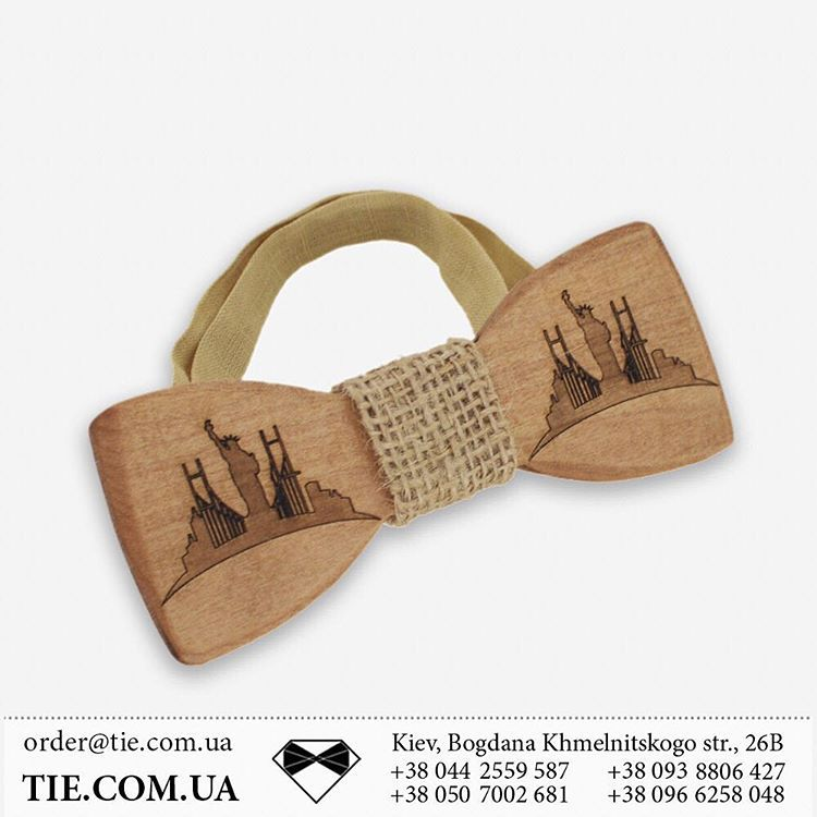 I want to be a part of it New York, New York Only $9,99 Wooden New York Bow Tie  http://tie.com.ua/babochki/derevyannye/ #newyork #bowtie #woodenbowtie #woodengift #bowtiehouse #nycity #Newyorkgift #NY