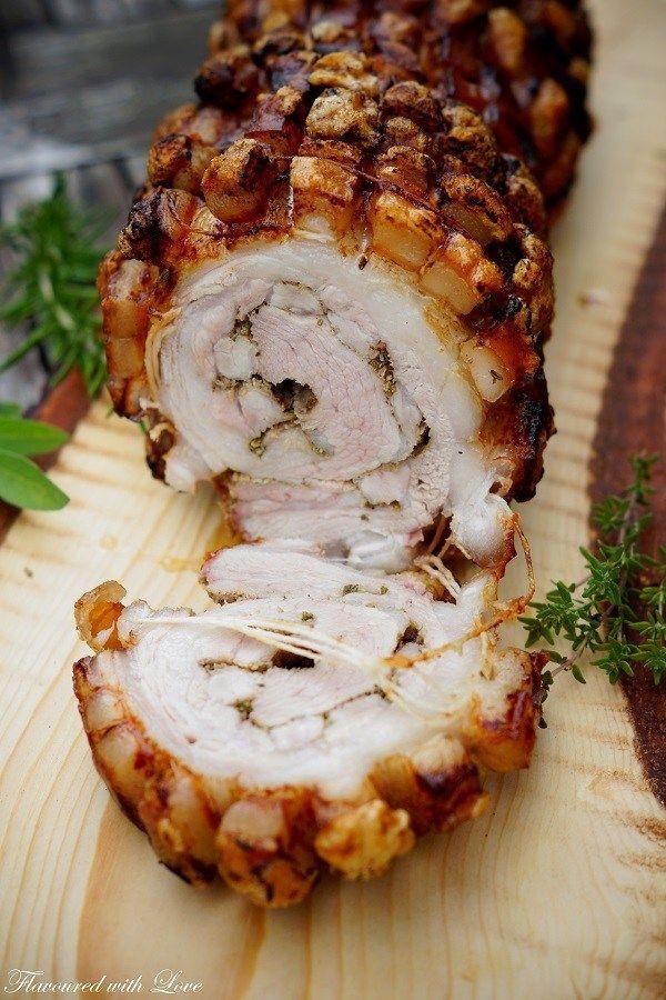 Photo of Porchetta vom Grill