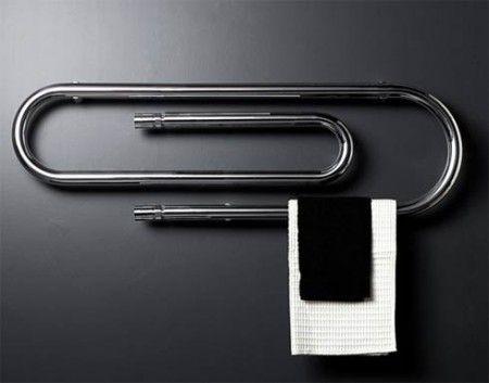 Paper clip shaped Graffe Electric Radiator. http://www.coolest-gadgets.com/20090301/paper-clip-shaped-graffe-electric-radiator/