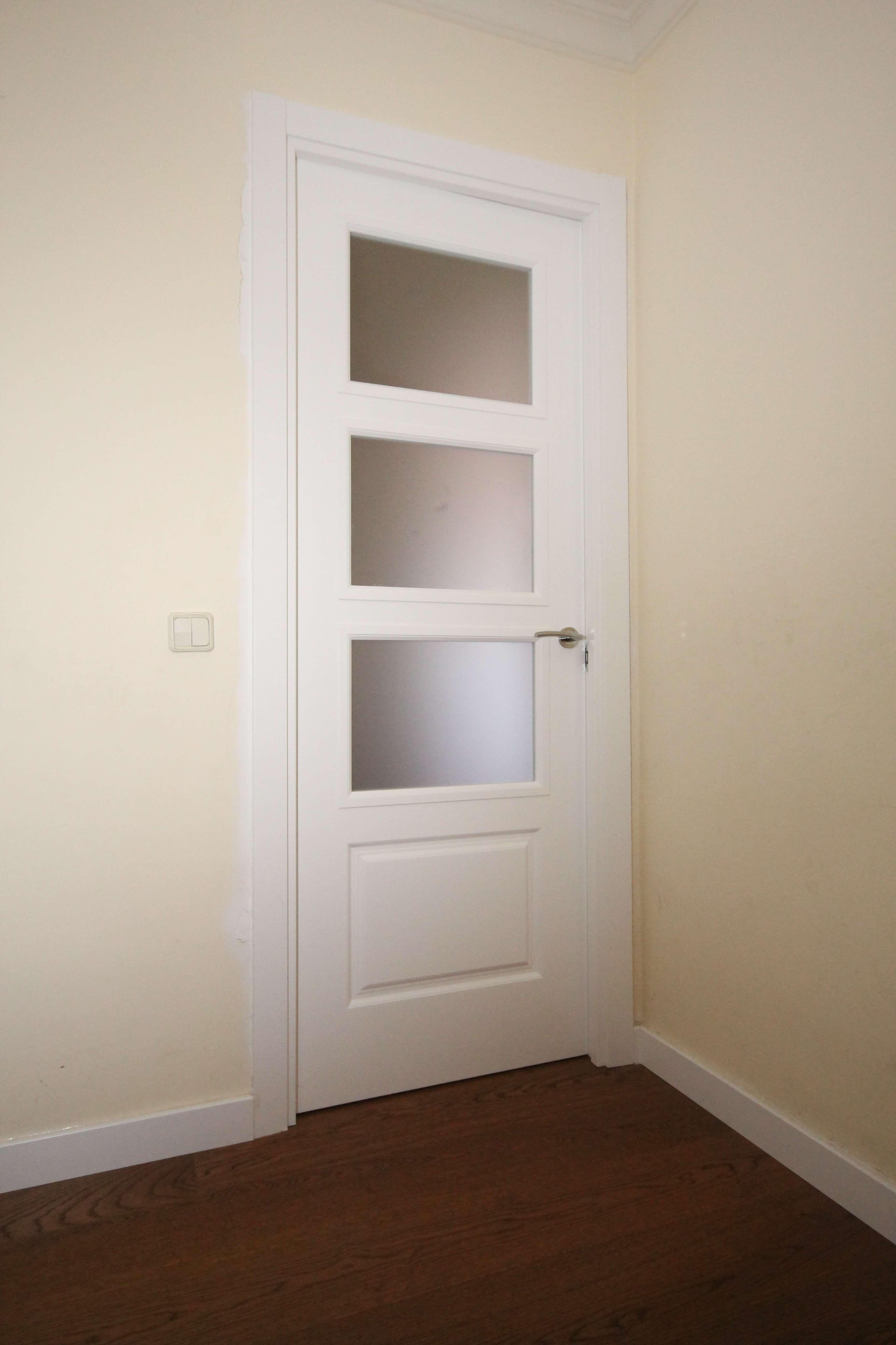 Las puertas lacadas en blanco son ltima tendencia y - Puertas lacadas en blanco ...