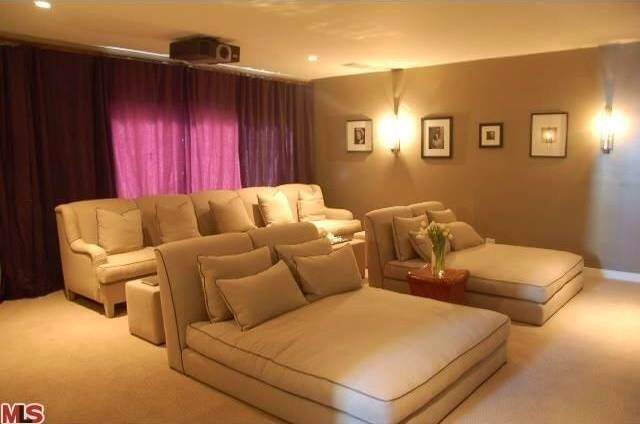 Sofas For A Cozy Tv Room Home Cinema Room Home Theater Rooms