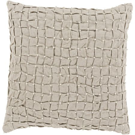 Diana Pillow in Neutral  at Joss and Main
