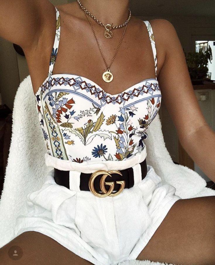 30 Frühlingsoutfits die Sie tragen möchten  Outfit Trends Today  Tagliches Pin Blog #trendyspringoutfits