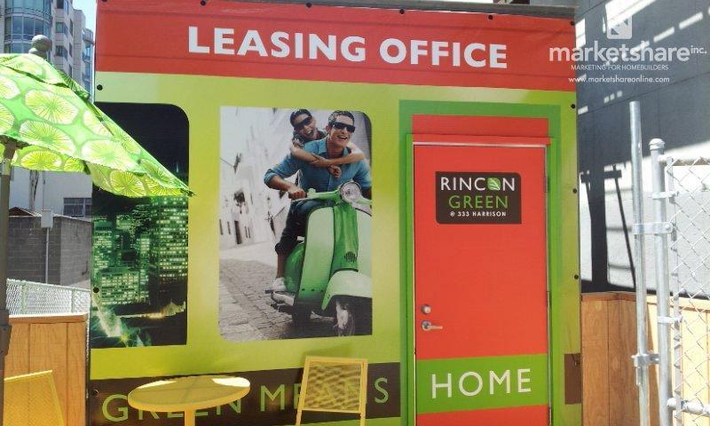Leasing Office Trailer