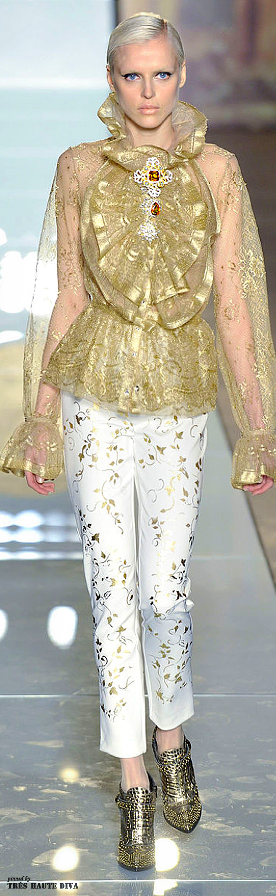 Roccobarocco fallwinter the house of beccaria fashion