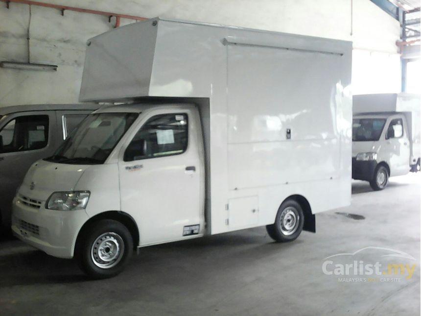 Daihatsu Gran Max 2017 1 5 In Selangor Manual Van White For Rm