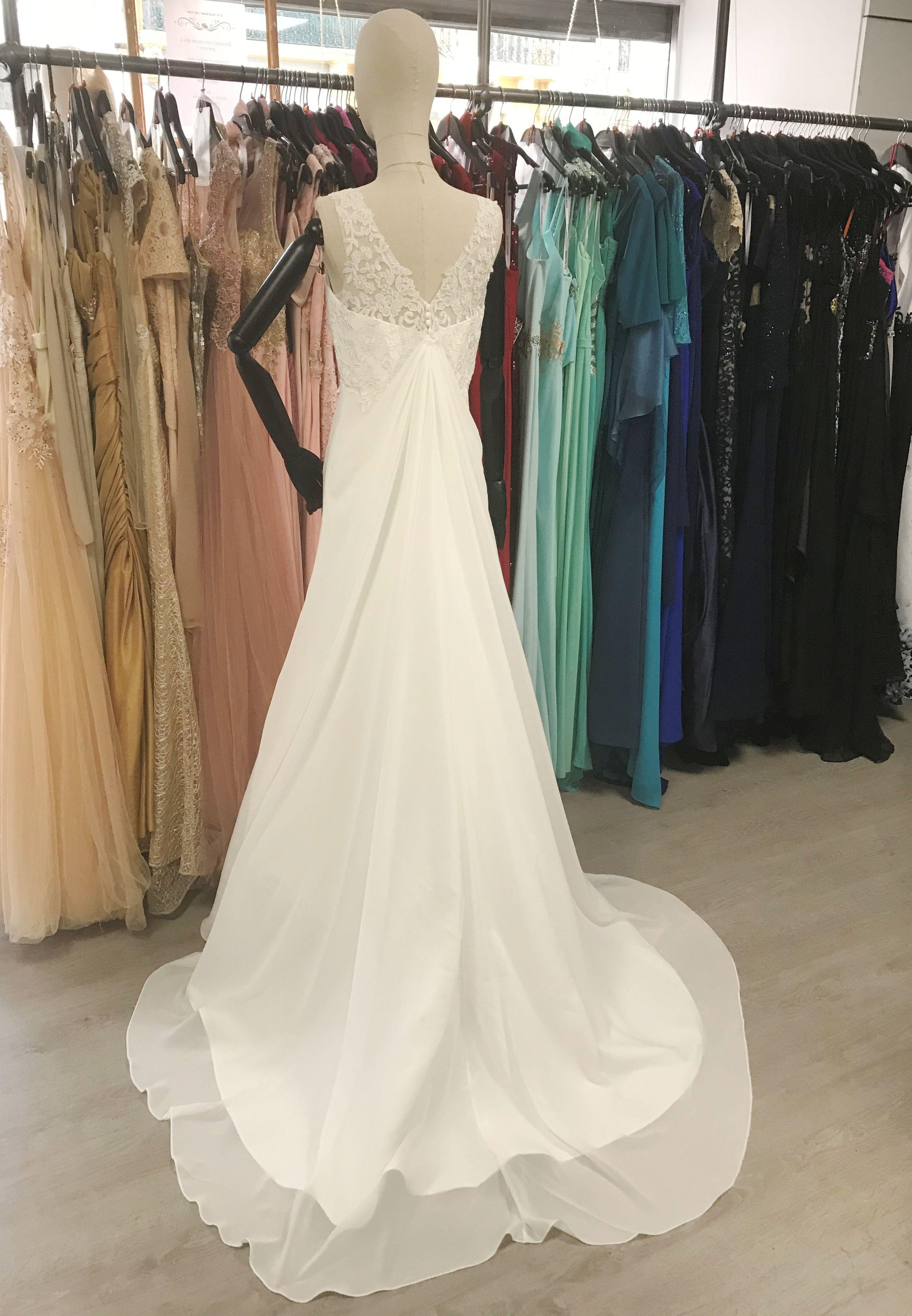 Robe de mariée longue 5479eb73181