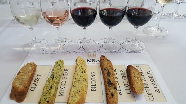 De Krans In Calitzdorp Introduces South Africa S First Biscotti