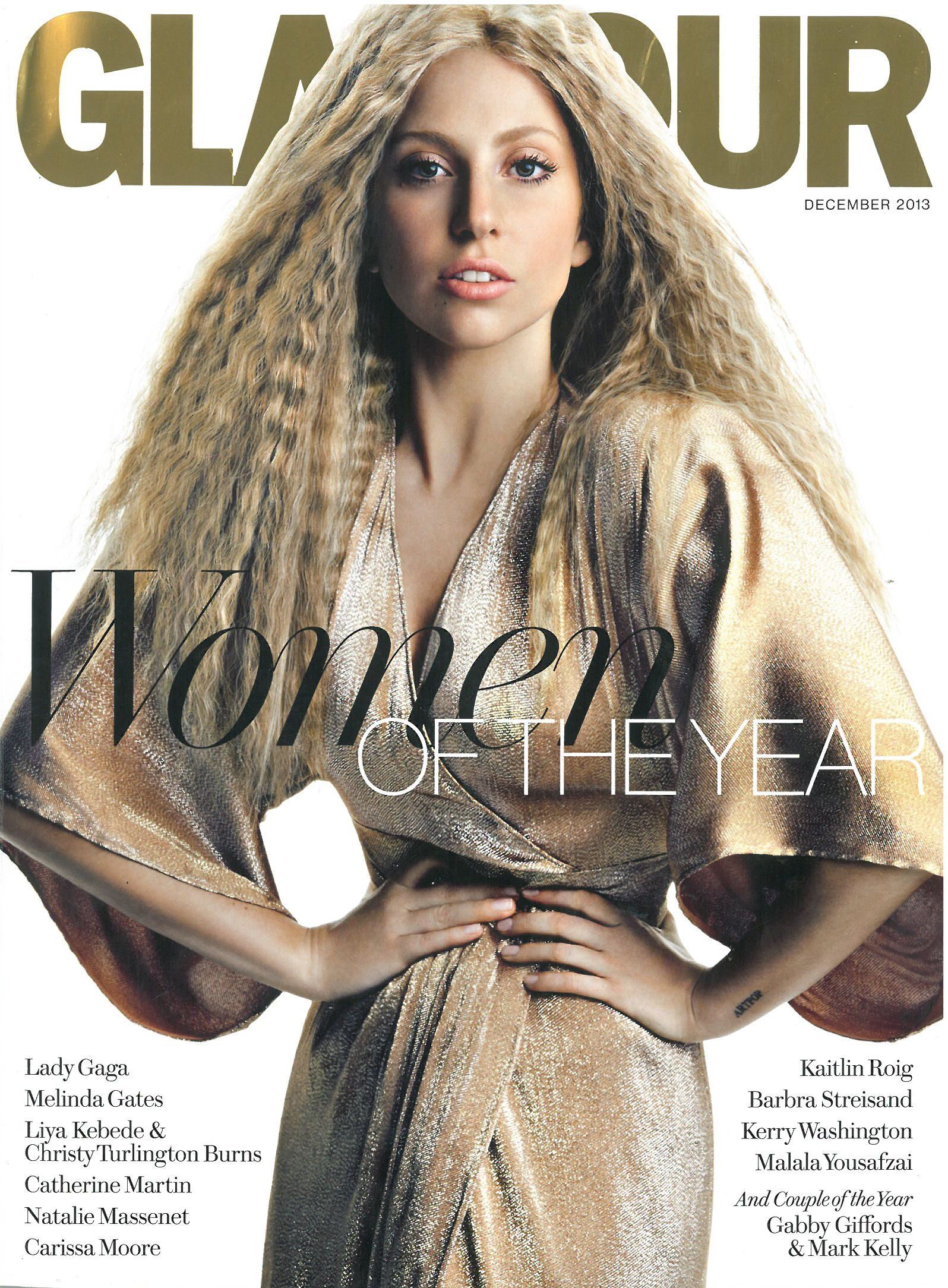 Glamour Women of the Year, December 2013 issue ~ featuring ...