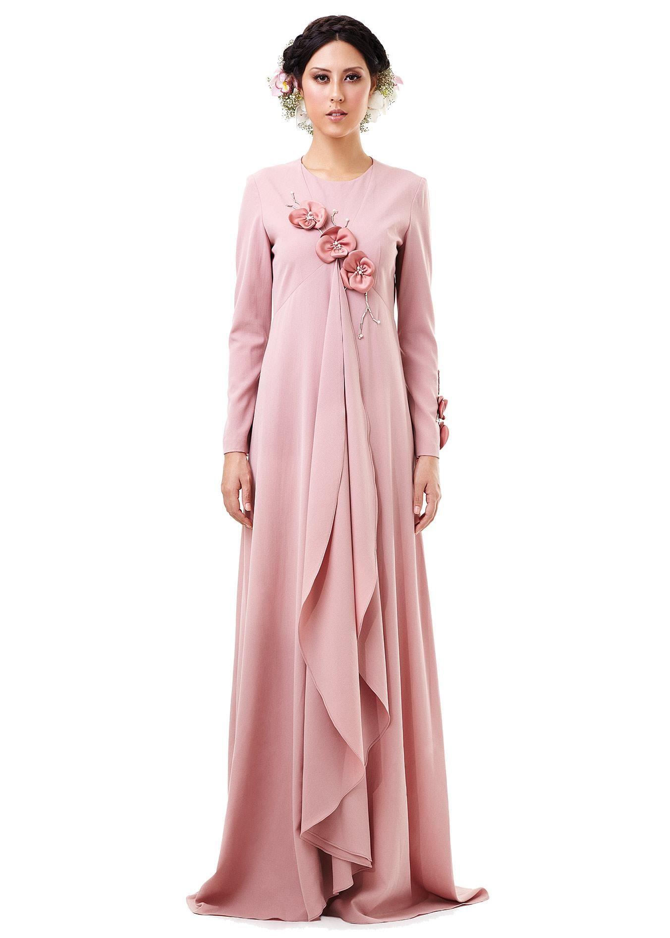 Pin de ida adam en Pregnant muslimah dresses | Pinterest | Volantes ...