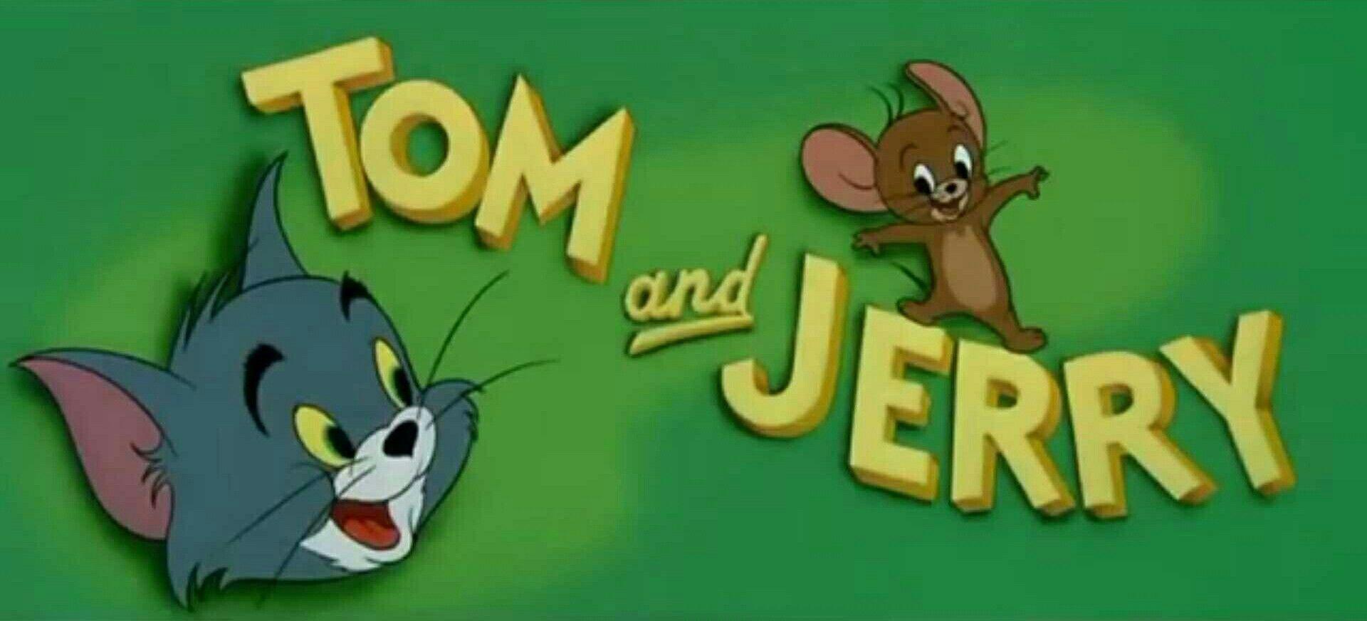 Tom Jerry Intro