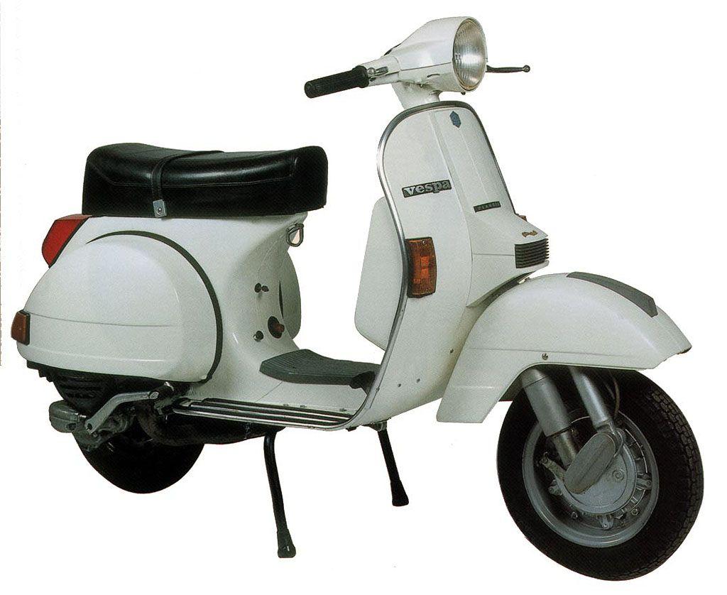 Vespa px 200 - 1983 | Coches y Motos | Vespa 200, Vespa ...