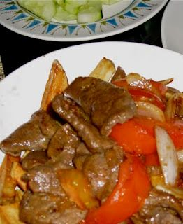 Beef And Potatoes Vietnamese Style Stir Fry Of Fried Potatoes Beef Tomatoes