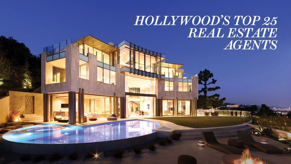 Ernie Carswell of Teles Properties was named one of Hollywood's Top 25 Real Estate Agents - these guys know luxury homes!