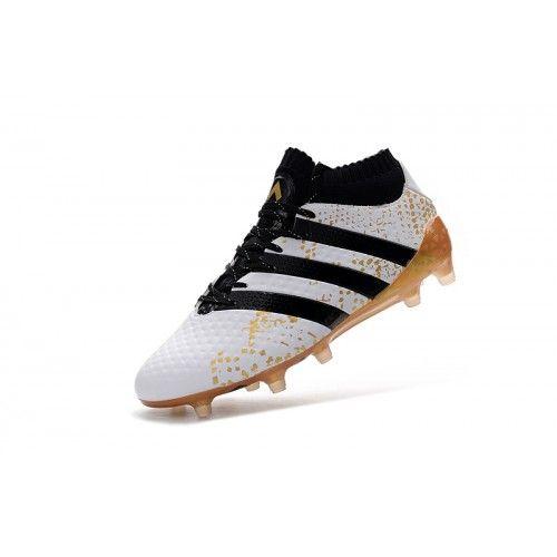 Adidas ACE бутсы Adidas ACE 16.1 Primeknit FG AG белый