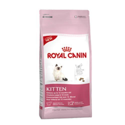 Royal Canin Kitten 36 Dry Mix 10 Kg Kitten Food Cat Food Reviews Cat Food Allergy