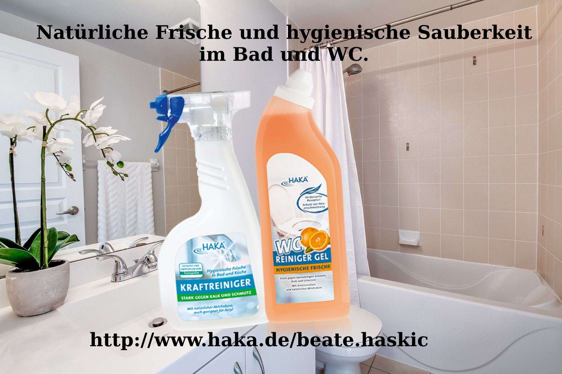 Bad Und Wc Putzhelden Mit Frischen Duft Wc Reiniger Badreiniger Kalkreiniger