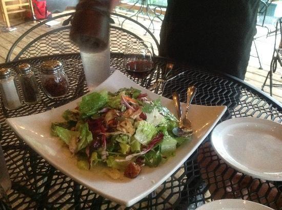 Nona Mia Italian Restaurant Asheville Nc Chopped Salad