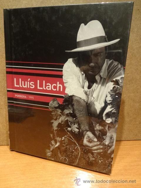 LLUIS LLACH. PORRERA - 2005- LIBRO CD - PRECINTADO.