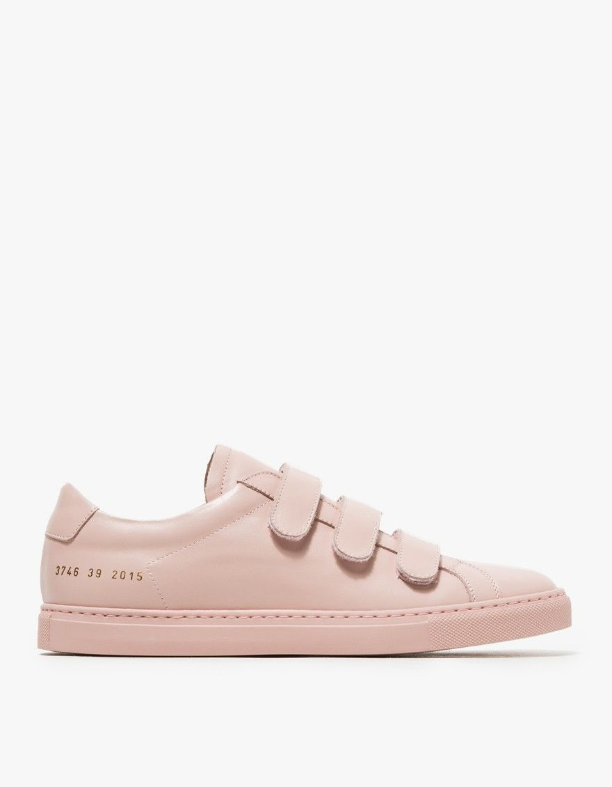 08ea3a338e18 Woman by Common Projects   Achilles Three Strap in 2019