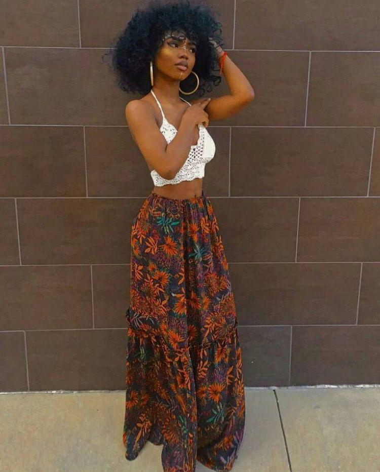 Black Girl From Fashion Nova Instagram: Pin On MELANIN ¤ BADDIES