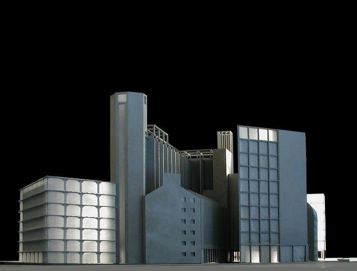 De Meelfabriek - Atelier Peter Zumthor & Partner