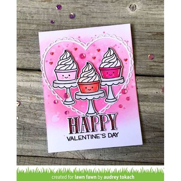 Sweet Friends Stamp Set | Blitsy