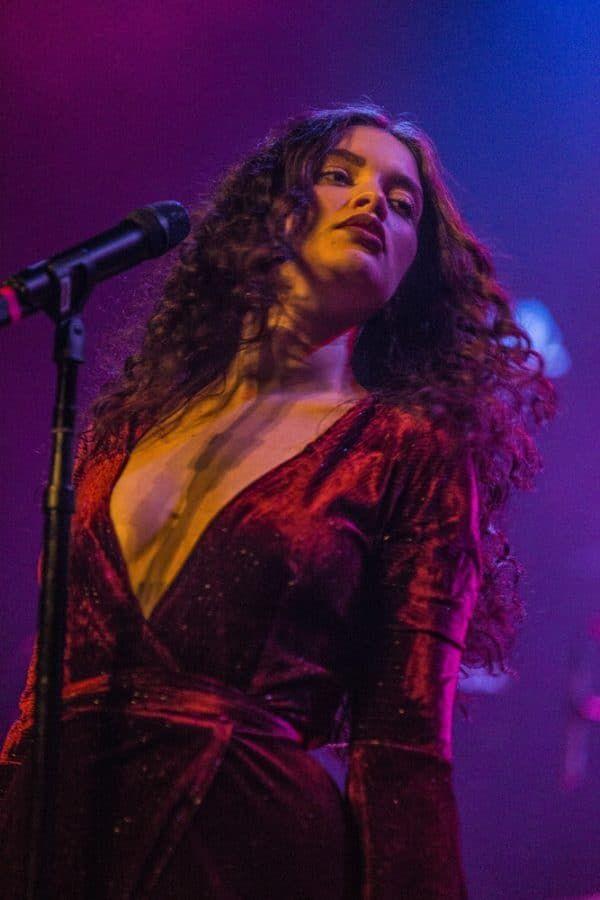 6lack + Sabrina Claudio @ Corona Theatre, Montreal 2017