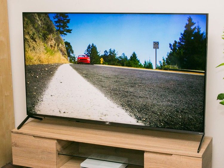 TCL 6Series Roku TV The best picture quality for the