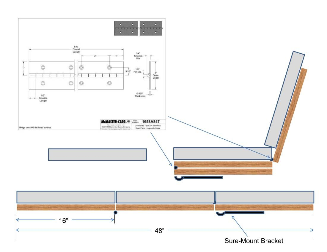 medium resolution of transom bench seating the hull truth boating and fishing forum