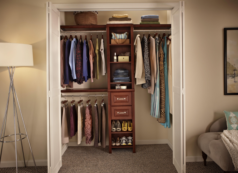 Small Bedroom Closet Design Ideas Inspiration 12 Small Walk In Closet Ideas And Organizer Designs  Closet 2018
