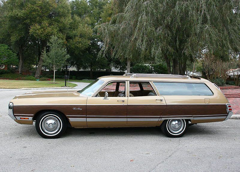 1972 Chrysler Town And Country Wagon Mjc Classic Cars Pristine