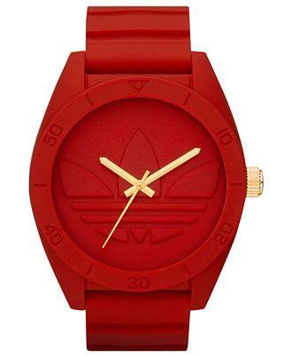 Fruta vegetales suma Incontable  For red-hot style: ADIDAS #watch #red #mens BUY NOW! (con imágenes) | Reloj  adidas hombre, Reloj