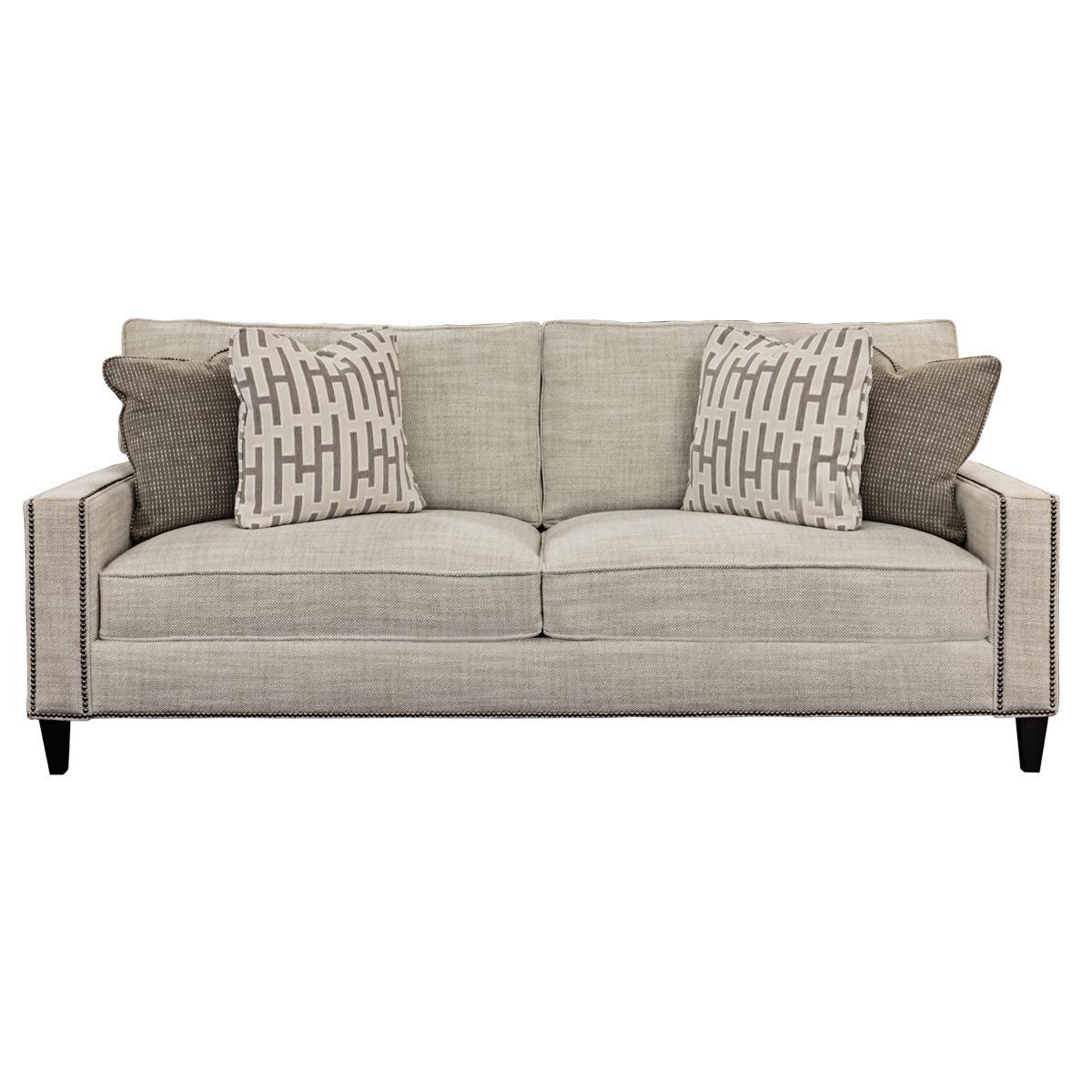 Bernhardt Sofa In Tan Nebraska Furniture Mart Bernhardt Sofa