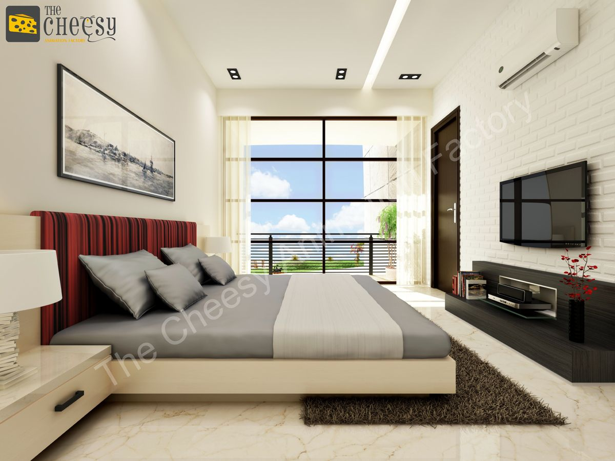The Cheesy Animation Offering Service Is 3D Home Interior Design And Office